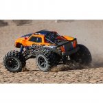 Traxxas X-Maxx 8S 4WD Brushless Monster Truck (Orange X) - TRX77086-4O