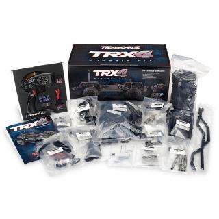 Traxxas TRX-4 1/10 Scale Trail Rock Crawler with TQi 2.4GHz Radio System (Unassembled Kit) - TRX82016-4