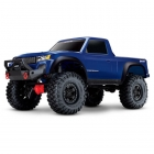 Traxxas TRX-4 Sport 1/10 Scale Trail Rock Crawler with TQ Radio System (Blue) - TRX82024-4B