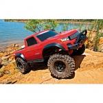 Traxxas TRX-4 Sport 1/10 Scale Trail Rock Crawler with TQ Radio System (Red) - TRX82024-4R