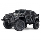 Traxxas TRX-4 1/10 Tactical Trail Rock Crawler with TQi 2.4GHz Radio System - TRX82066-4