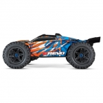 Traxxas E-Revo VXL 2.0 4WD Brushless Electric Monster Truck (Orange) - TRX86086-4O