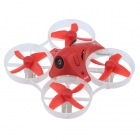 Blade Inductrix FPV+ Ultra Micro Quadcopter Drone with Camera and Monitor (RTF) - BLH9600