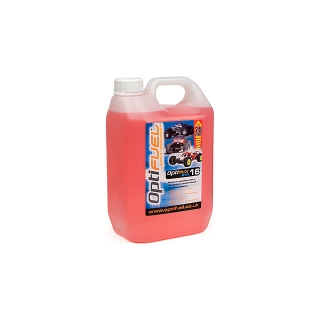 Optifuel Optimix RTR 16% Nitro Car Fuel 2.5 Litres - OP1002