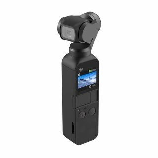 DJI Osmo Pocket 3-Axis Stabilised Handheld Camera and Gimbal - DJIOSMO