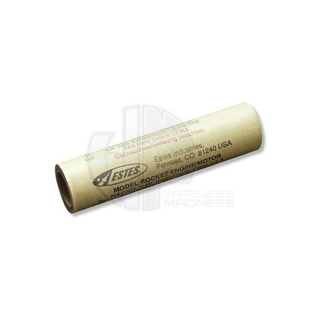 Estes Rocket Motors C6-3 (3 in a Pack) - ES1613