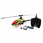 Blade Helis 330X Flybarless Collective Pitch Helicopter with DXe Transmitter (Ready-to-Fly) - BLH4000
