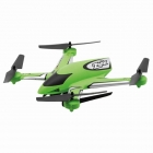 Blade Zeyrok Micro Electric Quadcopter Drone Ready-to-Fly with HD Camera (Green) - BLH7360T2