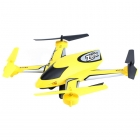 Blade Zeyrok Micro Electric Quadcopter Drone Bind-N-Fly (Yellow) - BLH7380T1