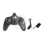 Hubsan X4 LED Mini Quad Copter RTF with Camera Recording and 2.4Ghz Radio System (Black/Green) - H107C-BG