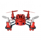 Hubsan Q4 Nano Micro Quad Copter Gift Box Edition (Red) - H111R