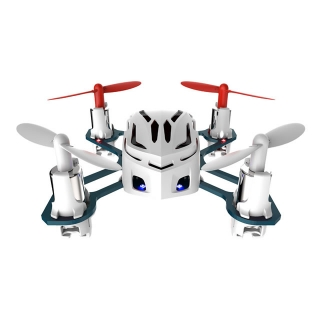 Hubsan Q4 Nano Micro Quad Copter Gift Box Edition (White) - H111W