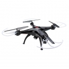 Syma X5SC Quadcopter Drone with HD Camera and Headless Mode (Black) - SYX5SC-B