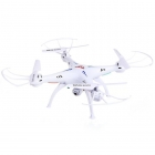 Syma X5SC Quadcopter Drone with HD Camera and Headless Mode (White) - SYX5SC-W