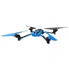 LaTrax Alias Ready-To-Fly Micro Quad-Copter with 2.4Ghz Radio System (Blue) - TRX6608BLUE