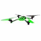 LaTrax Alias Ready-To-Fly Micro Quad-Copter with 2.4Ghz Radio System (Green) - TRX6608GREEN