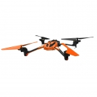 LaTrax Alias Ready-To-Fly Micro Quad-Copter with 2.4Ghz Radio System (Orange) - TRX6608ORANGE
