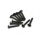 HPI TP Button Head Screw M3x19mm (10 Screws) - 101246