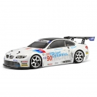 HPI BMW M3 GT2 E92 200mm Clear Body Shell with Decal Sheet - 17548