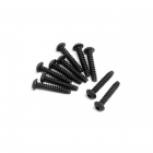 HPI Cap Head Screw M3x16mm with 2.5mm Hex Socket (10 Screws) - 94388
