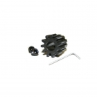 Answer RC 12T Pinion Gear 5mm Bore Mod 1 with Large Grub Screw and Allen Key - ANSCBE012