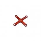 Answer RC 25mm ESC Fan Guard (Red) - ANSFG0001-R