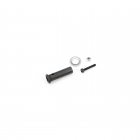 Blade 450 3D and Blade 400 One-Way Bearing Shaft and Shim Set - BLH1649