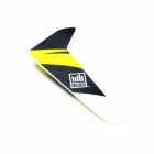 Blade 120 SR Vertical Fin with Decal - BLH3120