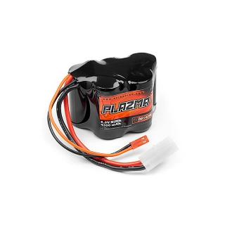 HPI Plazma 6.0V 4300mAh NiMh Baja Receiver Battery Pack 3+2 Hump Pack Style with Tamiya Connector - 101937