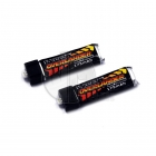Overlander 3.7v 175 mAh 26C LiPo Batteries for Blade MCX or Minium (Pack of 2) - OL-1761