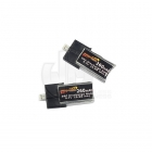 Overlander 3.7v 260mAh 26C LiPo Batteries for Blade MCP-X 3D 260 (Pack of 2) - OL-2229