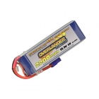 Overlander Supersport LiPo Battery 2200mAh 3S 11.1v 30C with EC3 Connector Fitted - OL-2647