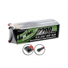 Bionic 5S 18.5v 30C 2200mAh LiPo Flight Battery with Deans Connector - BFS30-2200-0501