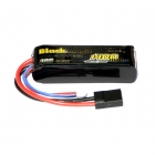 Black Magic 1400mAh 11.1V 30C Semi-Hard Case LiPo Battery fits all Traxxas 1/16 - BM1403