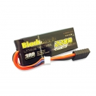 Black Magic 2200mAh 7.4V 30C Semi-Hard Case LiPo Battery fits all Traxxas 1/16 - BM2202