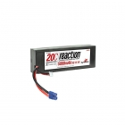 Dynamite Reaction 11.1V 5000mAh 3S 20C Hard Case LiPo Battery with EC3 Connector - DYN9006EC