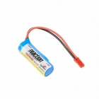 Dynamite 3.7v 650mAh 1S Li-Ion Battery Pack with JST Connector - DYNB0107