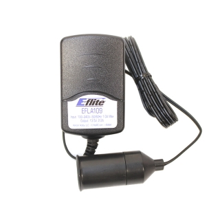 E-flite 2.2A AC Power Supply for United Kingdom - EFLA109UK