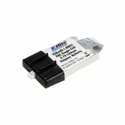 E-flite 1S 3.7V 250mAh 20C LiPo Battery Pack for Ultra Micro Mosquito Mk VI - EFLB2501S20