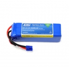 E-flite 2900mAh 6S 22.2v 30C LiPo Battery with EC3 Connector - EFLB29006S30