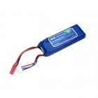 E-flite 800mAh 2S 7.4V 30C LiPo Battery - EFLB8002SJ30