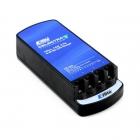 E-flite Celectra 4-Port 1-Cell 3.7V 0.3A DC LiPo Battery Charger - EFLC1004