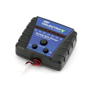 E-flite Celectra 1S 3.7 Variable Rate DC Li-Po Charger for use with EFLC1005UK - EFLC1006