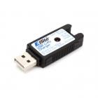 E-flite Nano QX 1S 350mah USB LiPo Charger - EFLC1008