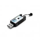 E-flite USB LiPo Charger 1S 3.7v 500mA with UMX Connector - EFLC1013