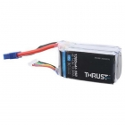 E-flite Thrust 14.8V 1300mAh 4S 35C LiPo Battery with EC3 Connector - EFLRB13004S35