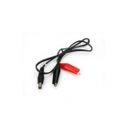 E-flite DC Power Cord with Crocodile Clips to use with EFLUC1007 Charger - EFLUC1008