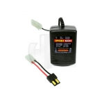 Fusion NX84 Sprint AC NiMh/Ni-Cd Mains Charger with Tamiya and Traxxas Connectors - FS-NX84