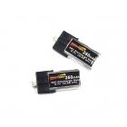 Overlander 3.7v 260mAh 26C LiPo Batteries for Blade MCP-X 3D 260 (Pack of 2) - OL-2229