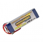 Overlander Supersport 4250mAh 2S 7.4v 30C LiPo Battery - OL-2474